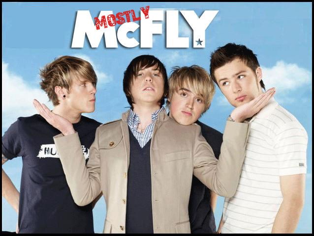 Mcfly - 071211 Marty McFly